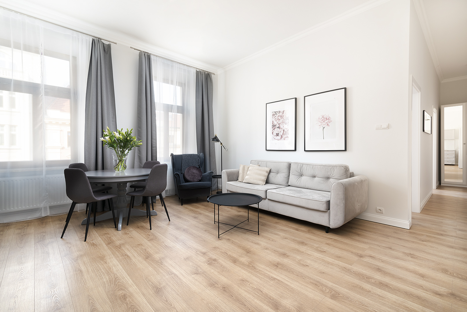 Royal Route Residences - apartment no. 4a KP 70